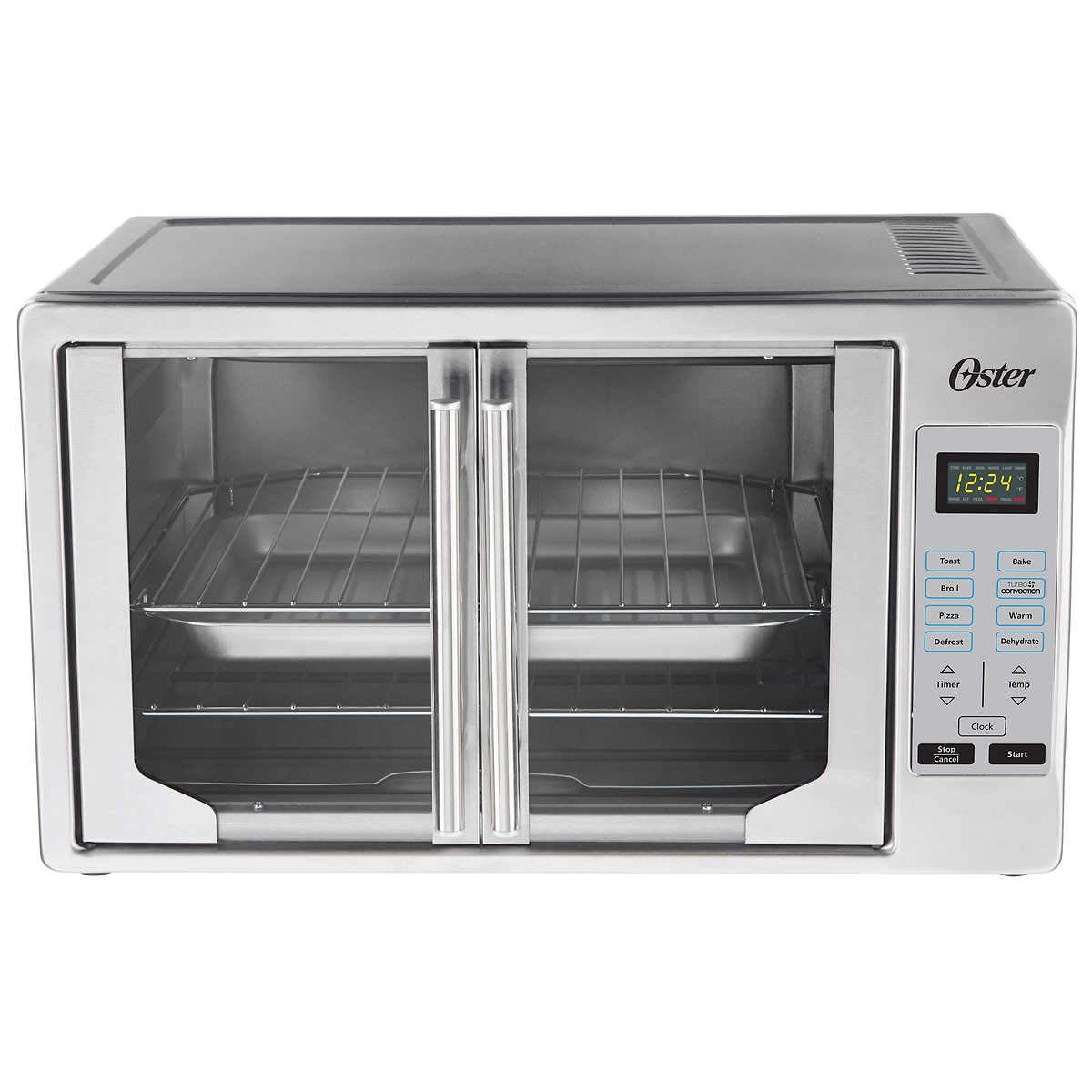 Oste XL Digital Convection Oven with French Doors Stainless