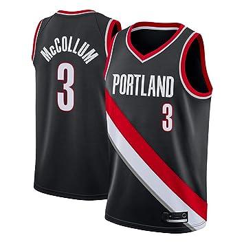 Hombre Mujer Ropa de Baloncesto NBA Portland Trail Blazers 3 ...