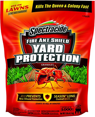 Ant Shield (Spectracide Fire Ant Shield Mound Destroyer Granules, 10 lb., 1-PK)