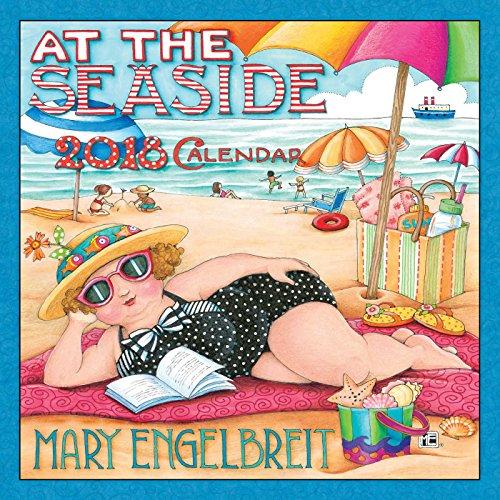 Mary Engelbreit 2018 Mini Wall Calendar: At the Seaside ()