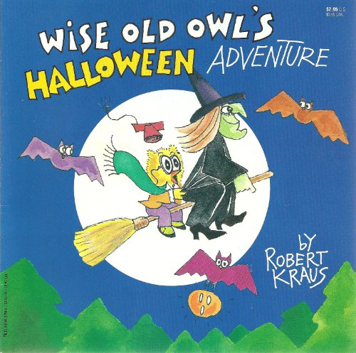 Wise Old Owl's Halloween Adventure (Wise Old Owl)