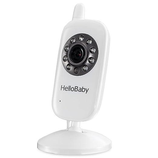46 opinioni per HelloBaby Unità Videocamera Aggiuntive Child Aggiungi-on Camera per HB24 HB32