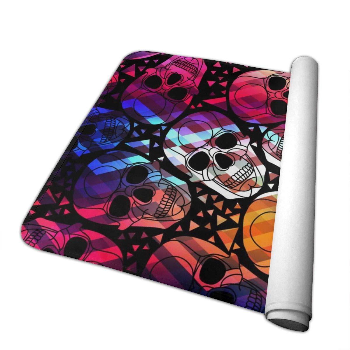 tragbar Gothic-Totenkopf-Design wiederverwendbar 70 x 50 cm Aurora Wickelunterlage