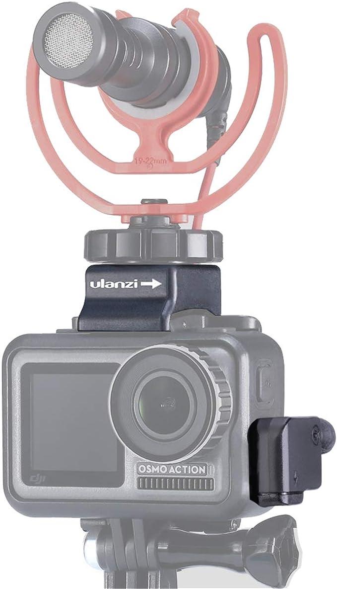 Cynova Osmo Action Mikrofon Audio Adapter Für Dji Osmo Elektronik