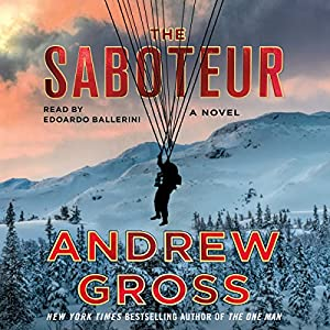 The Saboteur Audiobook