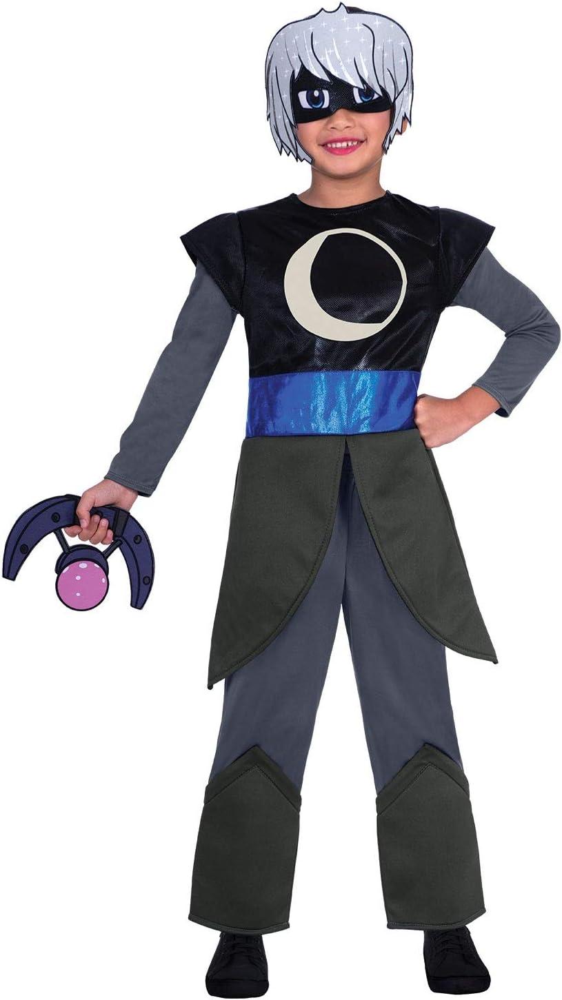 Disfraz Oficial de PJ Masks Luna Girl de Disney, antihéroe, para ...