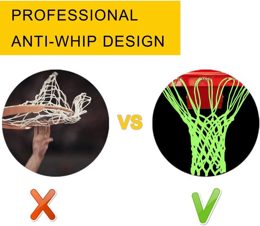 LAO XUE Professional Nightlight Basketball Net