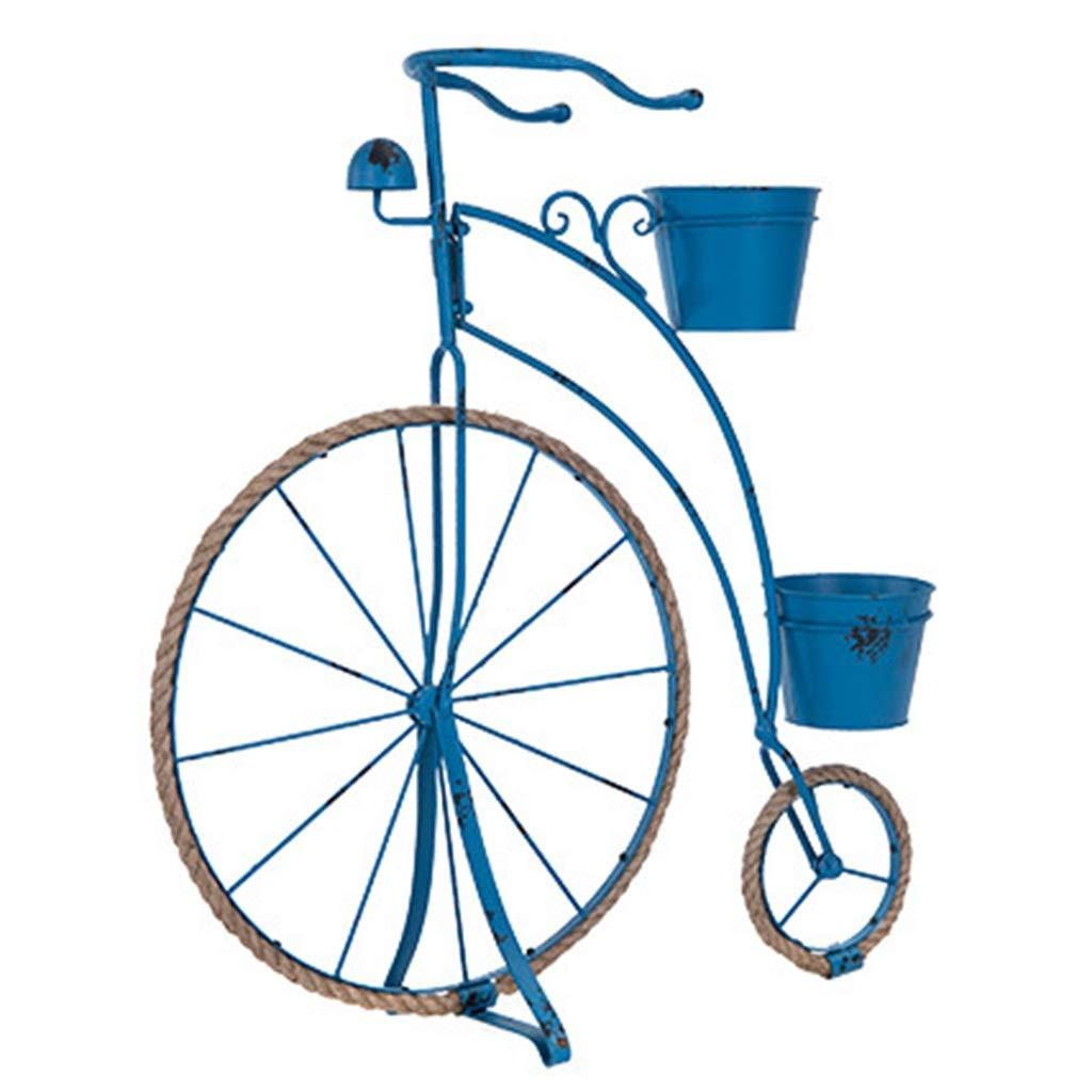 Amazon.com: Soporte de maceta vintage para bicicleta, balcón ...