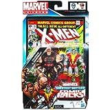 Marvel Universe Greatest Battles Action Figure 2Pack Colossus Vs. Juggernaut