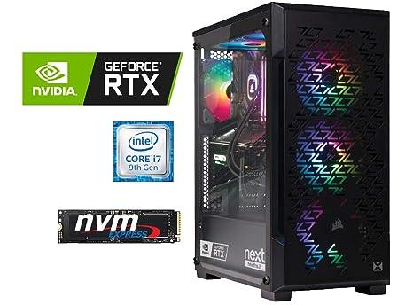 PC Desktp NBOX 34 RGB Intel Core i7-9700 16GB RTX 2060 Super 8GB ...