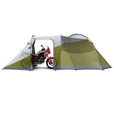 Vuz Moto 12 Foot Waterproof Motorcycle Tent