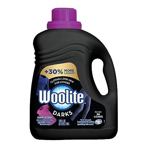 Woolite Darks Laundry Detergent, 100 Ounce by Woolite