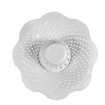DANCO Tub Drain Protector Hair Catcher