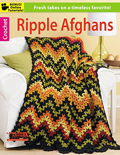 Ripple Afghans (Knitting Afghan Ripple Pattern)