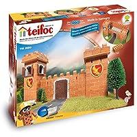 Teifoc Knights Castle Constructing Set