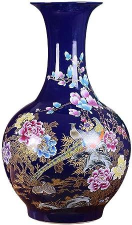 Amazon De Unbekannt Grosse Vase Keramik Ornamente Grosses