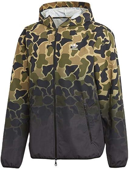 veste adidas camouflage homme