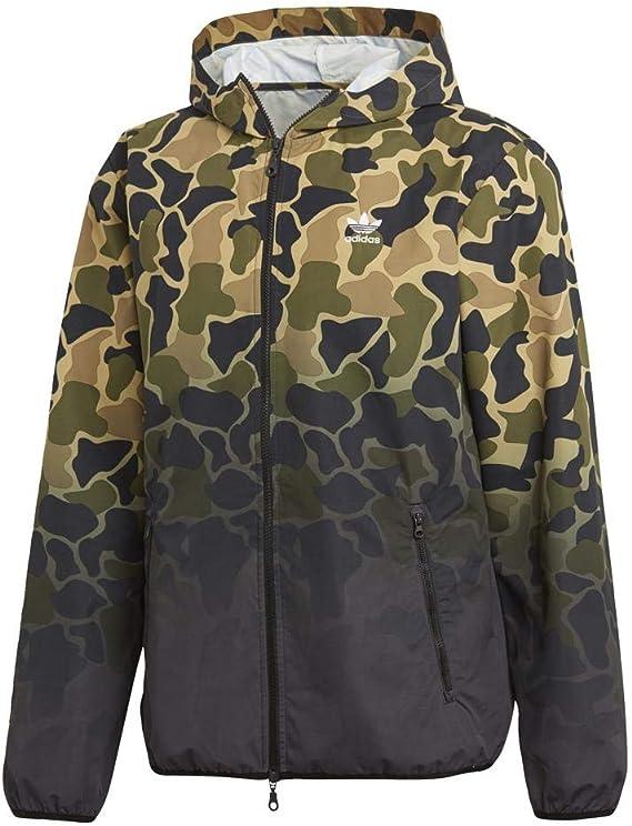 camoflage jacke adidas