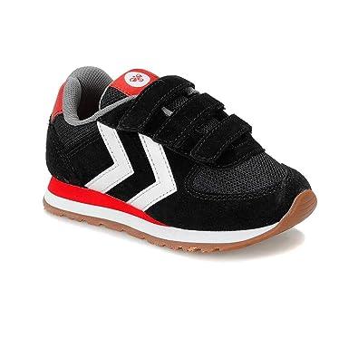 02ec0bb839 Hummel Eightyone Jr Siyah Unisex Çocuk Sneaker Ayakkab  26  Amazon ...