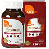 #9: Zahlers UTI Revolution, Urinary Tract and Bladder Health, Cranberry Concentrate Pills Fortified with D-Mannose and Probiotics, Certified Kosher,120 Capsules