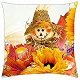 Fall Basics - Throw Pillow Cover Case (18' x 18')