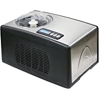 Whynter 1.6 Qt. Stainless Steel Electric Ice Cream Maker