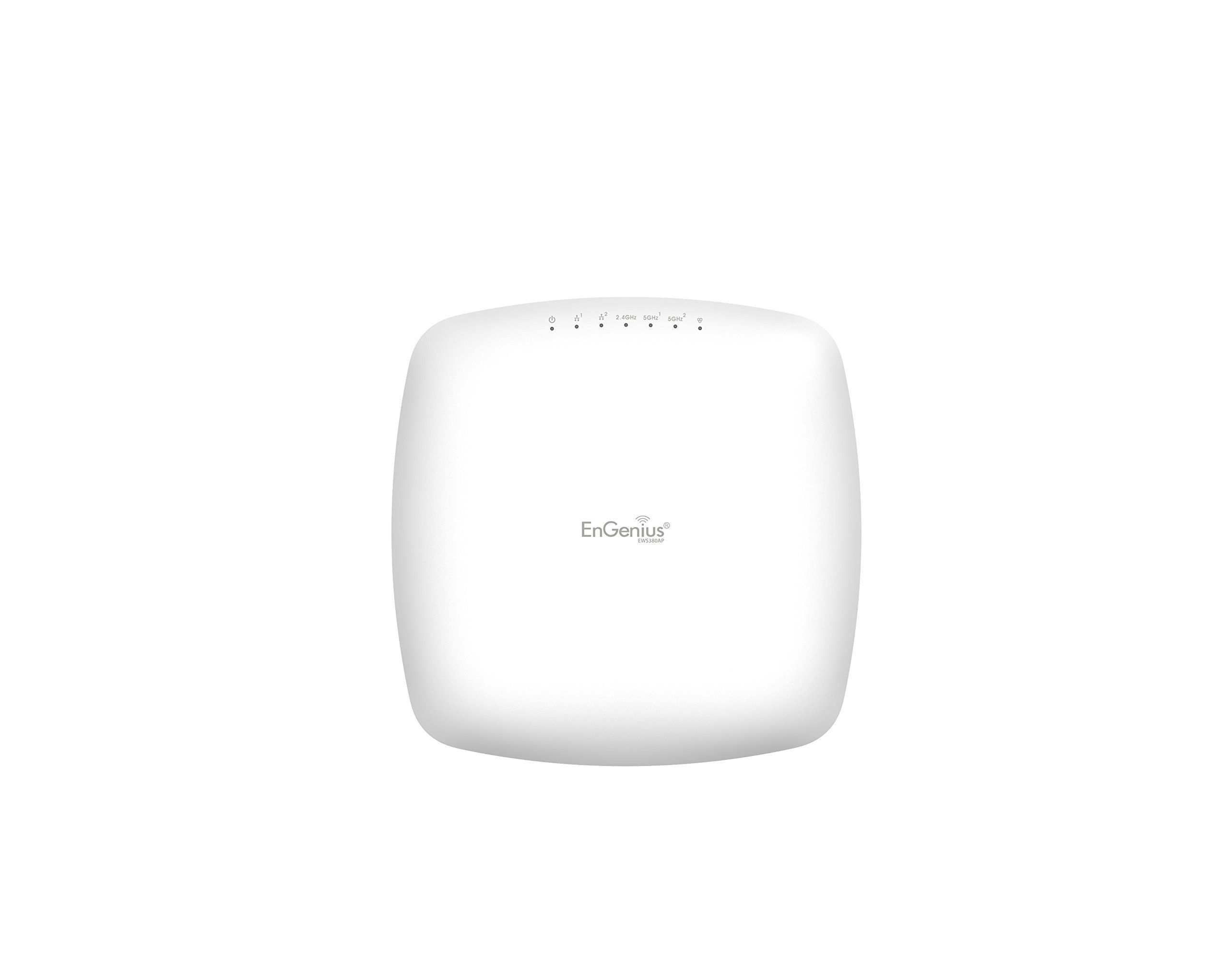 EnGenius Technologies EAP2200 EnGenius EnTurbo Tri-Band 11ac Wave 2 Indoor Wireless Access Point by EnGenius