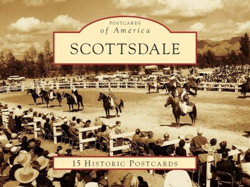 Scottsdale (Postcards of America: Arizona) by Joan Fudala - Scottsdale Malls