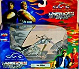 2004 Rc2 Brands / Ertl / Joy Ride Orange County Choppers American Chopper The Series Jet Bike 1:18 Scale Die Cast Metal 1of 9 In Series New Mib Limited Edition Collectible