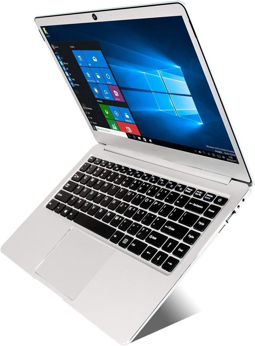 "2019 14"" Laptop - Intel Quad-Core Atom x5 E8000 Processor - 4GB Memory - 64GB Solid State Drive -2PCS 4500mAh Large Capacity Battery Endurance- Ash Silver Keyboard Frame"