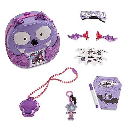 Amazon Com Disney Vampirina Backpack Play Set Toys Games