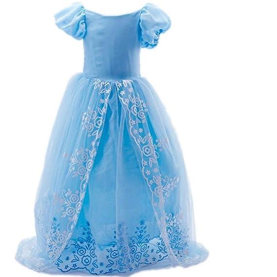 LOBTY Niñas Disfraz de Carnaval Vestido de Mariposas ...