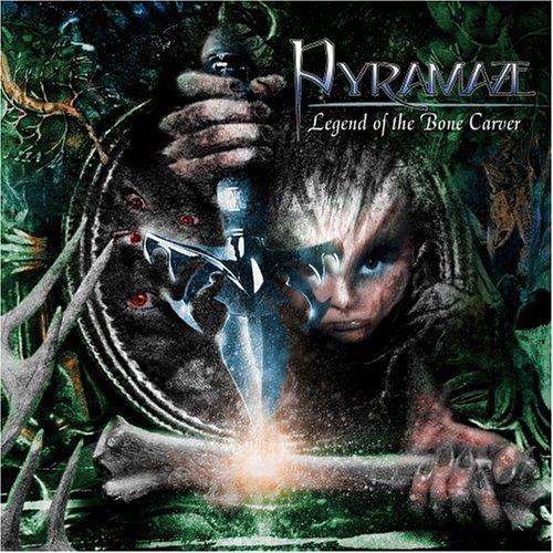 pyramaze legend of the bone carver