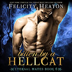 Bitten by a Hellcat Audiobook