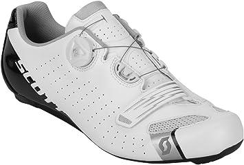 Scott Road Comp Boa - Zapatillas de ciclismo (talla 41, color blanco): Amazon.es: Deportes y aire libre