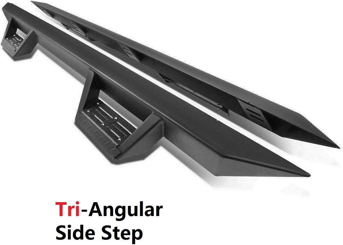 best running boards for Toyota Tacoma, Ajaa 2005-2020 Fit Toyota Tacoma