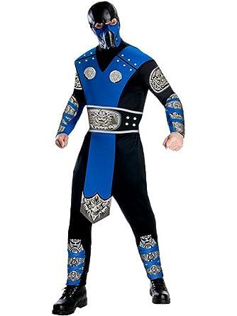Adult costume sub zero