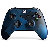 Controle sem fio Microsoft Xbox One, edição especial Midnight Forces II