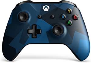 Microsoft Xbox One Wireless Controller, Midnight Forces II Special Edition vídeo Juego