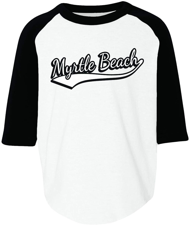 South Carolina Toddler Raglan Shirt Amdesco Myrtle Beach