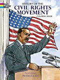 img - for History of the Civil Rights Movement Coloring Book (Dover History Coloring Book) book / textbook / text book