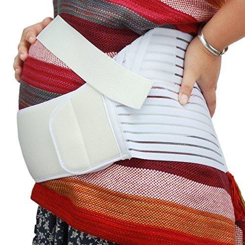 Back Support Blt - Dazone® Maternity Belt Prenatal Belly Band Pregnancy Blt Support Brace (L)