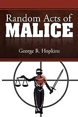 Random Acts of Malice Paperback