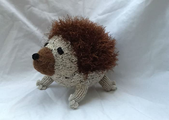 Amazon Com Hedgehog Stuffed Animal Handmade