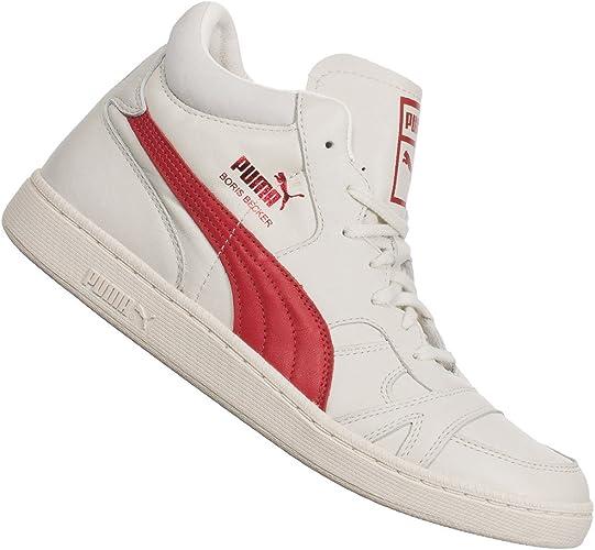 Puma BECKER Leather Unisex Shoes 357768