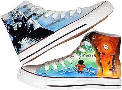 Amazon.com | Percy Jackson Shoes The