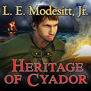 Heritage of Cyador Audiobook