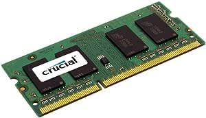 كريشال 8 دي دي ار4ذاكرة رام متوافقة مع لاب توب و اجهزة الكمبيوتر - CT8G4SFS8213