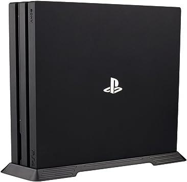 LeSB Soporte Vertical PS4 Pro para Playstation 4 Pro con una ...