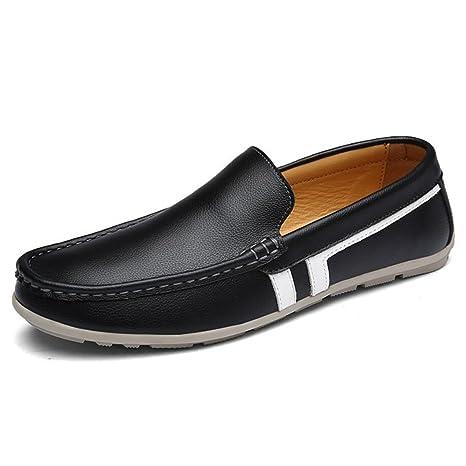 CAI Mocasines Planos de los Hombres de los Zapatos 2018 Nuevos Zapatos Casuales de los Hombres